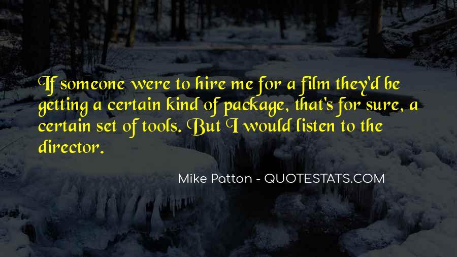 Best Film Directors Quotes #96624