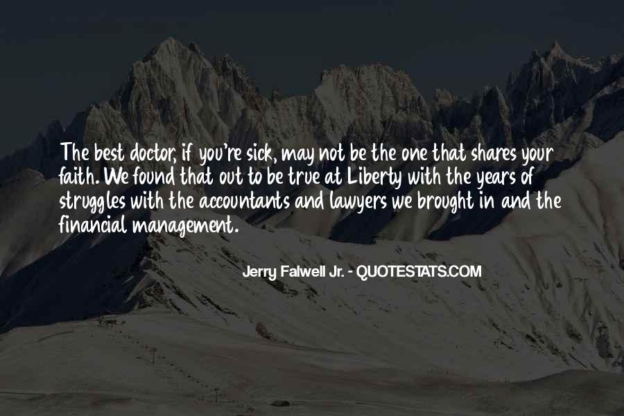 Best Financial Management Quotes #1023055