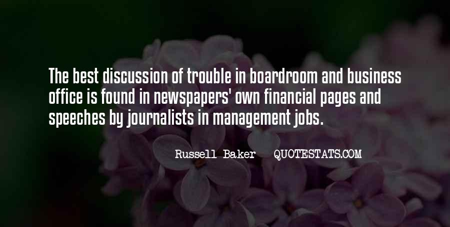 Best Financial Management Quotes #1235601