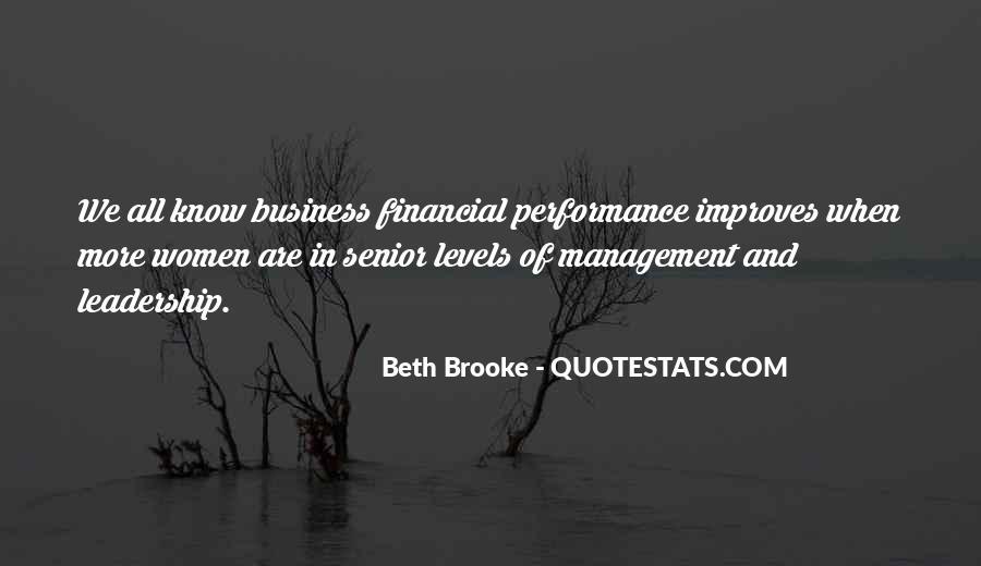 Best Financial Management Quotes #1431029