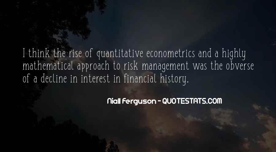 Best Financial Management Quotes #193659