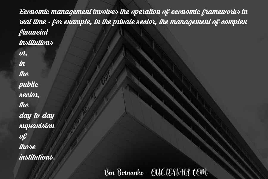 Best Financial Management Quotes #232821