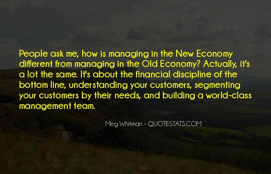 Best Financial Management Quotes #397542