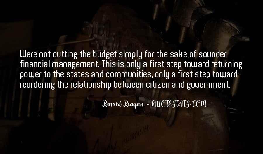 Best Financial Management Quotes #449797