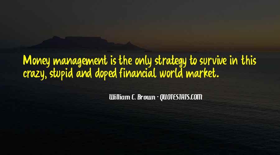 Best Financial Management Quotes #61976