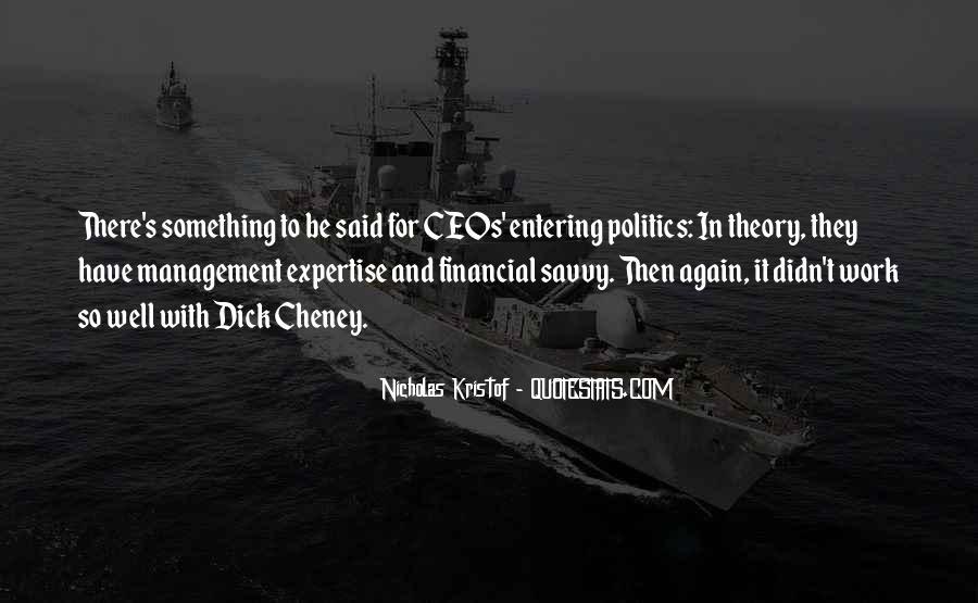 Best Financial Management Quotes #705629