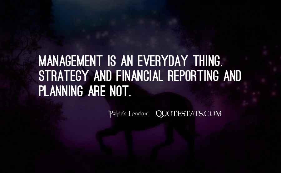 Best Financial Management Quotes #778163