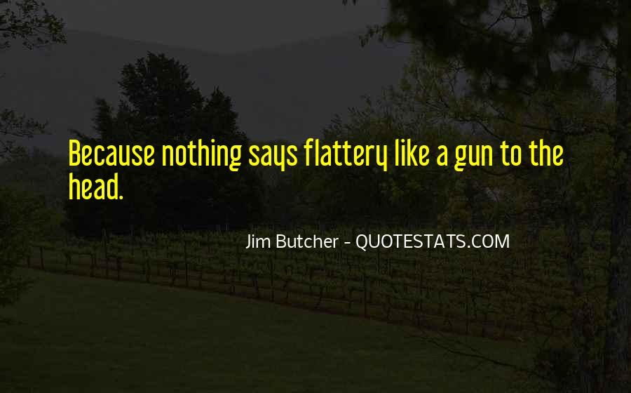 Best Flattery Quotes #115068
