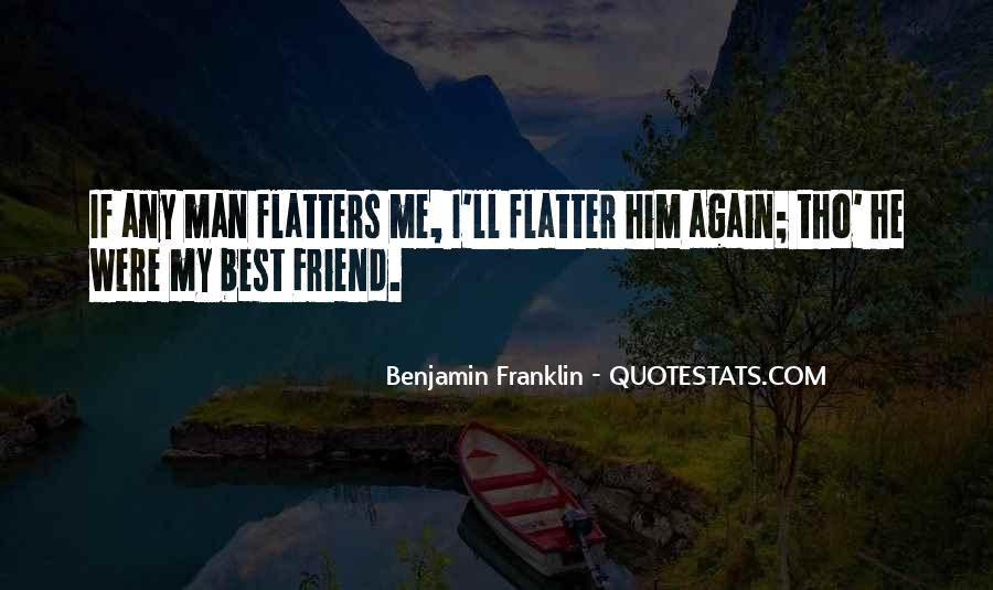 Best Flattery Quotes #1757731