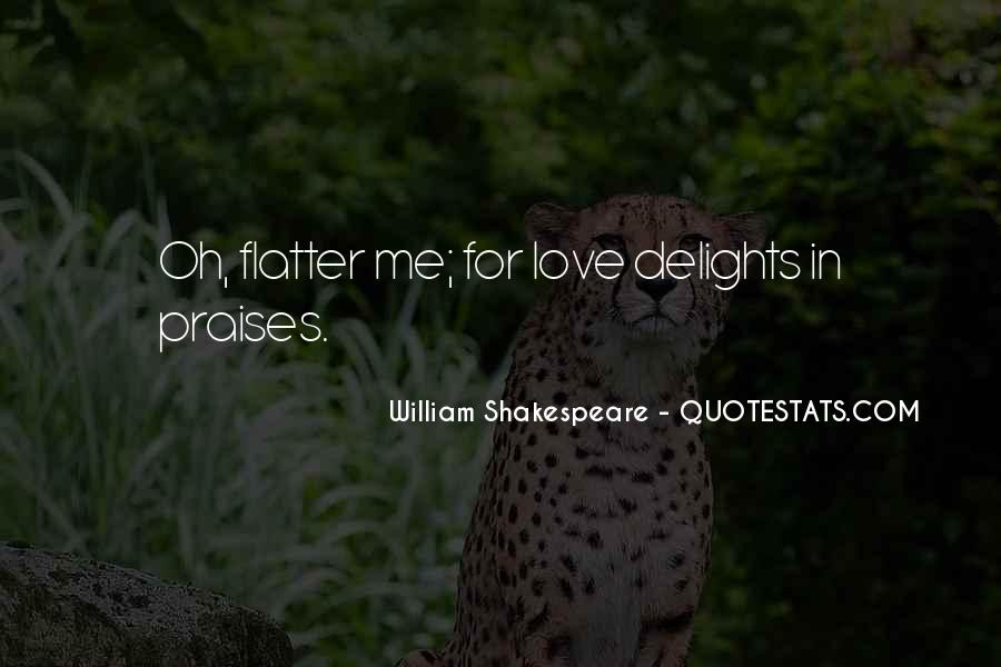 Best Flattery Quotes #24995