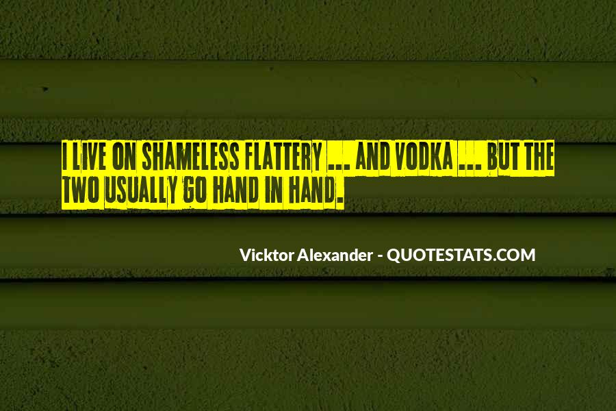 Best Flattery Quotes #97938
