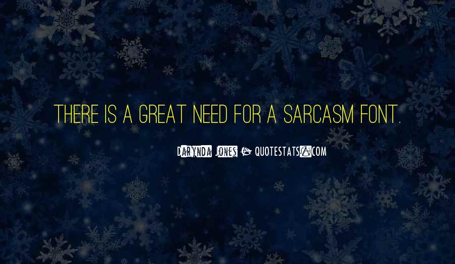 Best Font Quotes #1043963