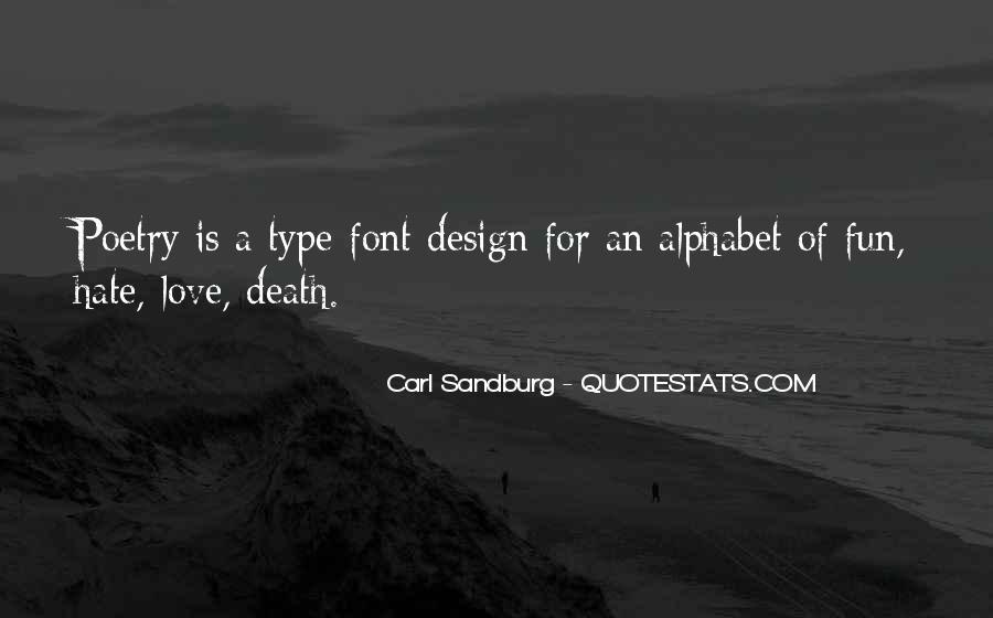 Best Font Quotes #1225092