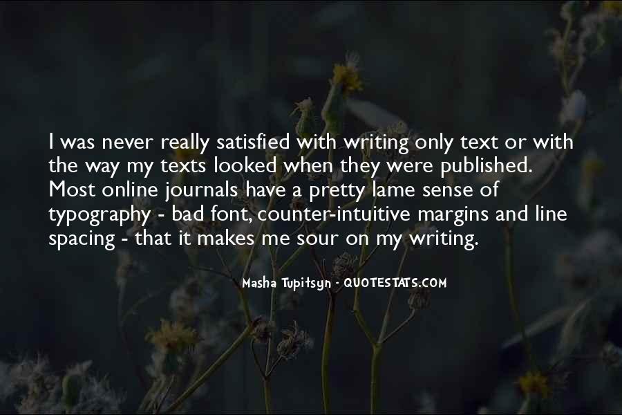 Best Font Quotes #351460