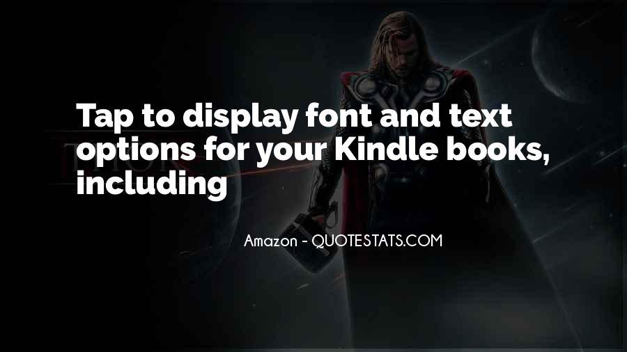 Best Font Quotes #495072
