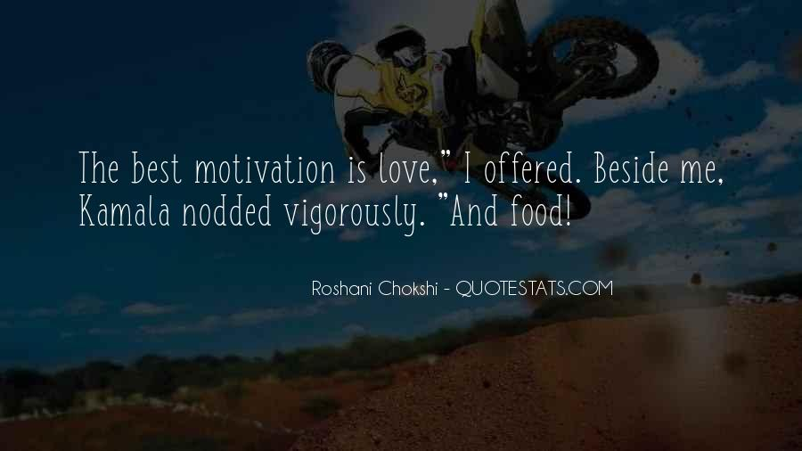 Best Food Love Quotes #1715626