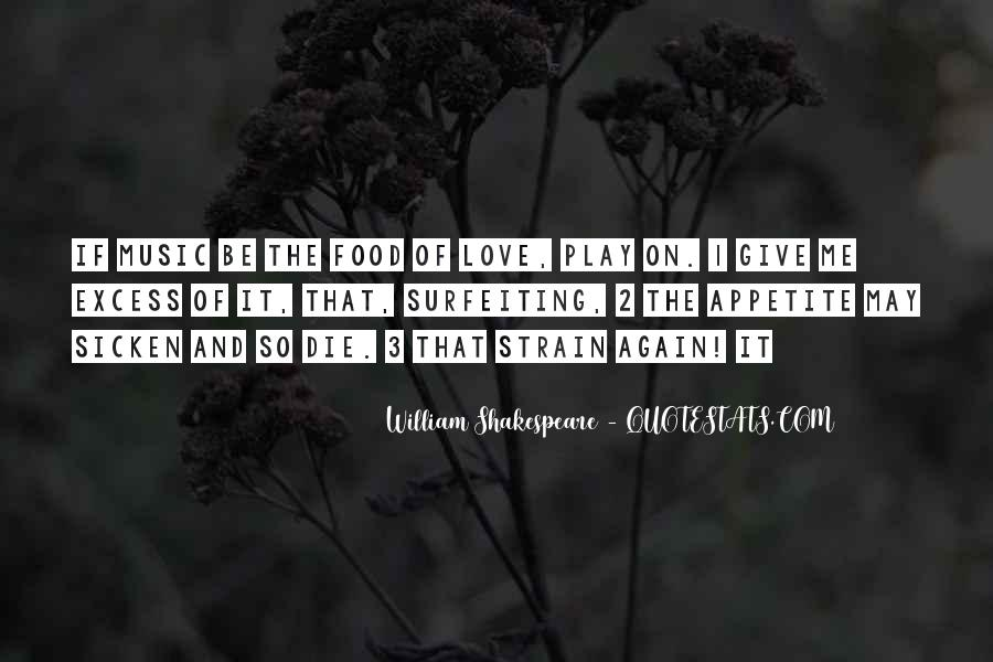 Best Food Love Quotes #48344