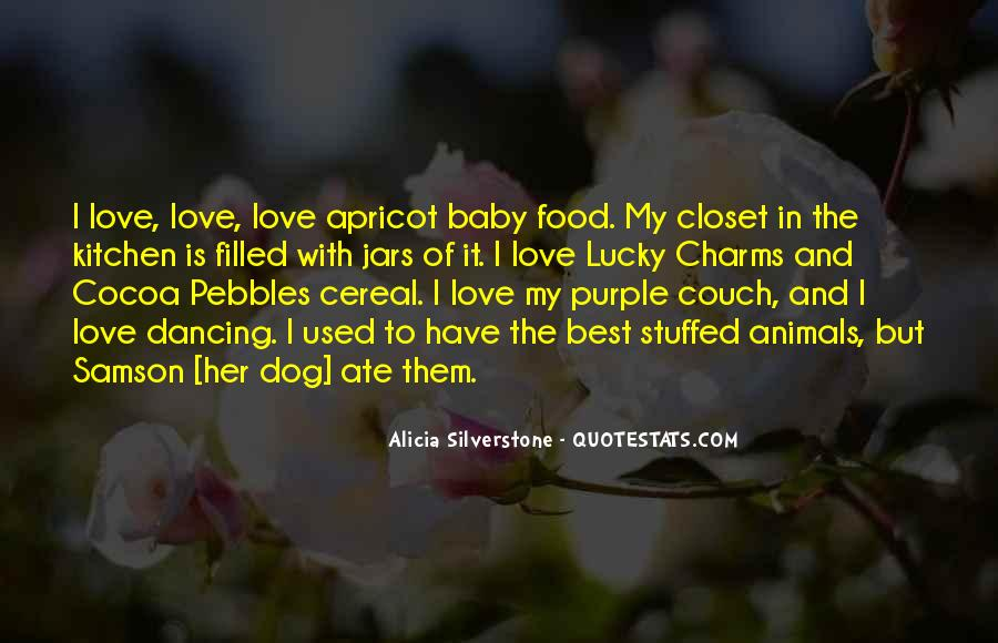 Best Food Love Quotes #751589