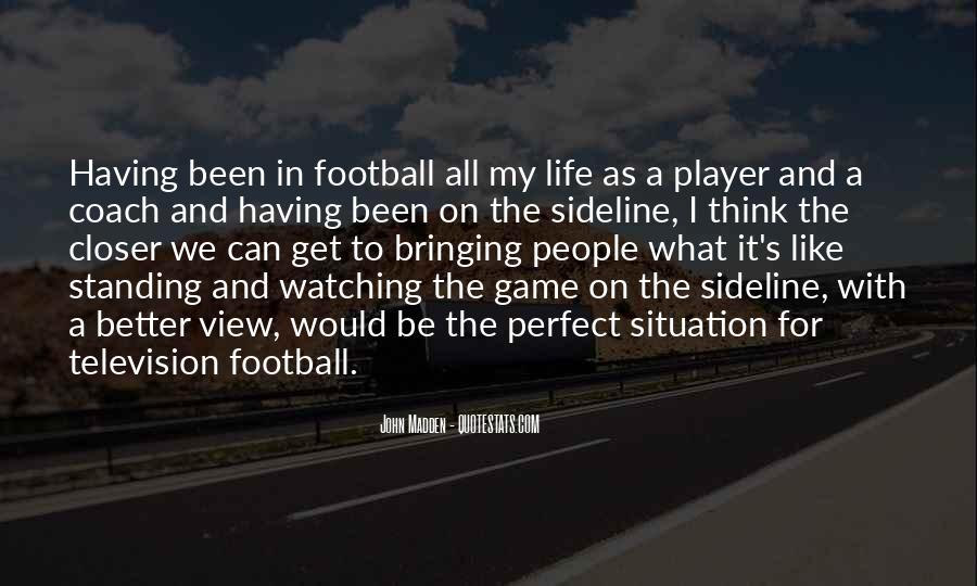 Best Football Coach Quotes #253758