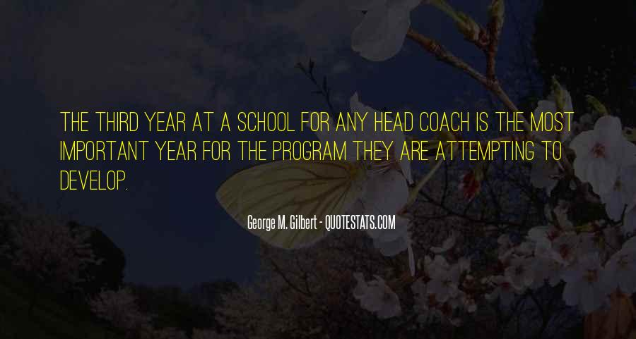 Best Football Coach Quotes #403825