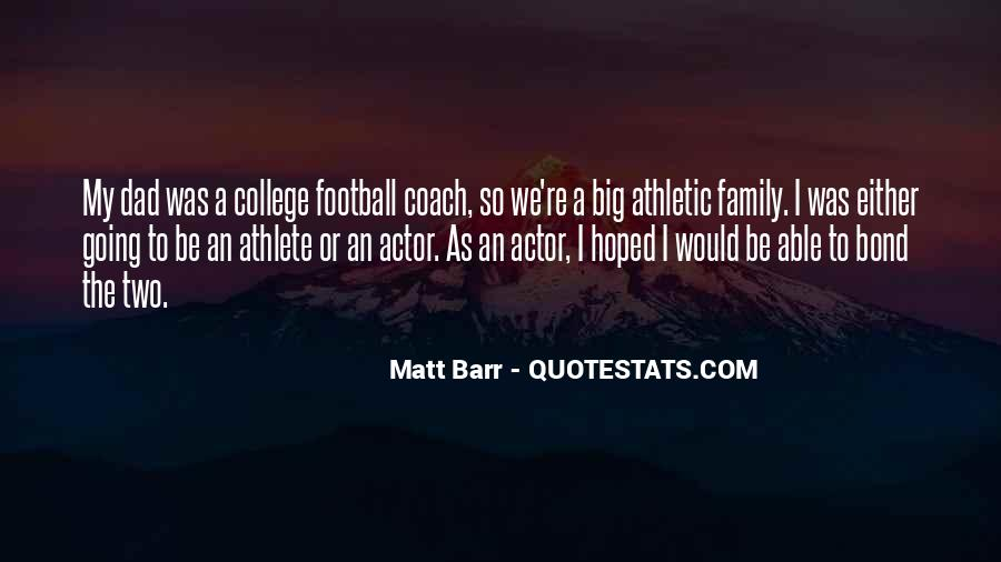 Best Football Coach Quotes #496018