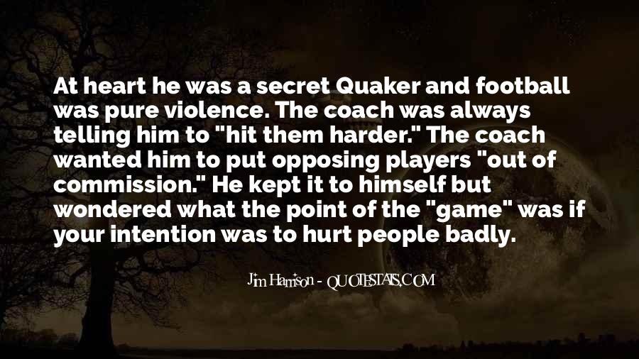 Best Football Coach Quotes #534702