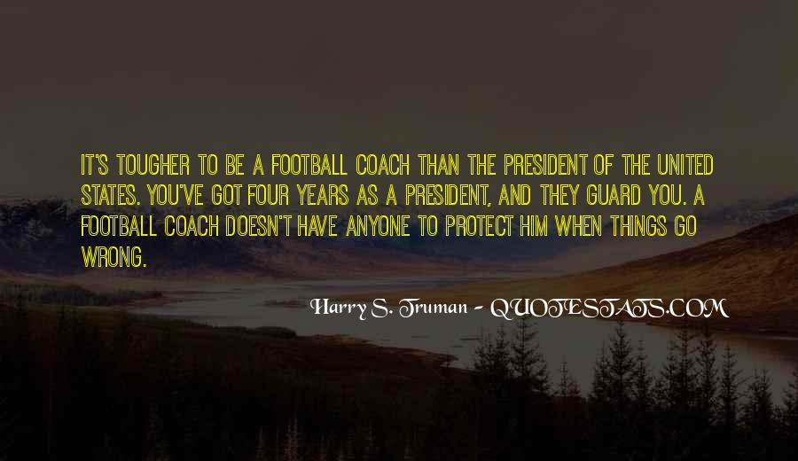 Best Football Coach Quotes #681849