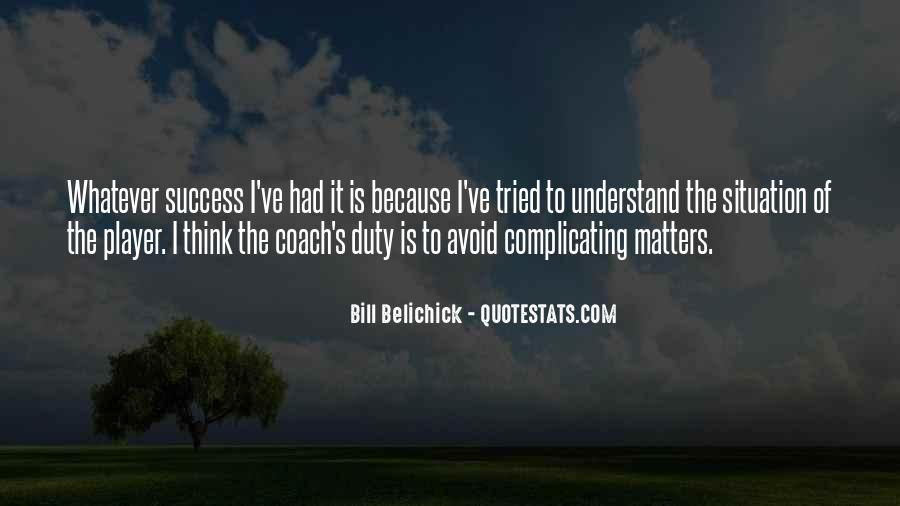 Best Football Coach Quotes #80502
