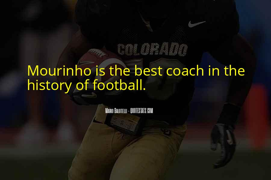 Best Football Quotes #1057586