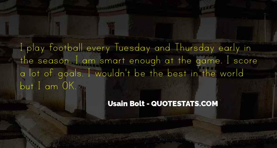 Best Football Quotes #1078898