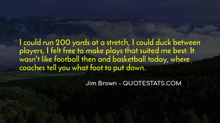 Best Football Quotes #1215614