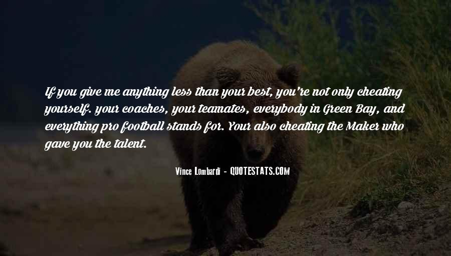 Best Football Quotes #123019