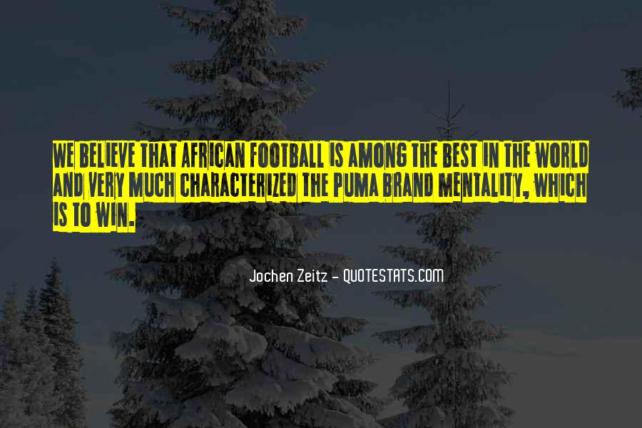 Best Football Quotes #126790