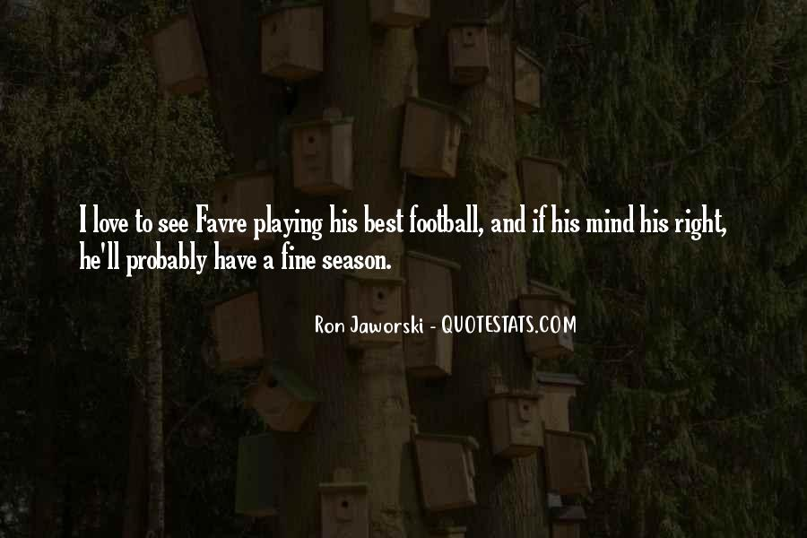 Best Football Quotes #1274943