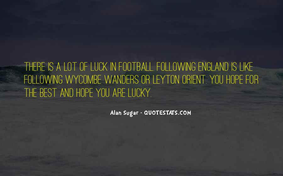 Best Football Quotes #1285716