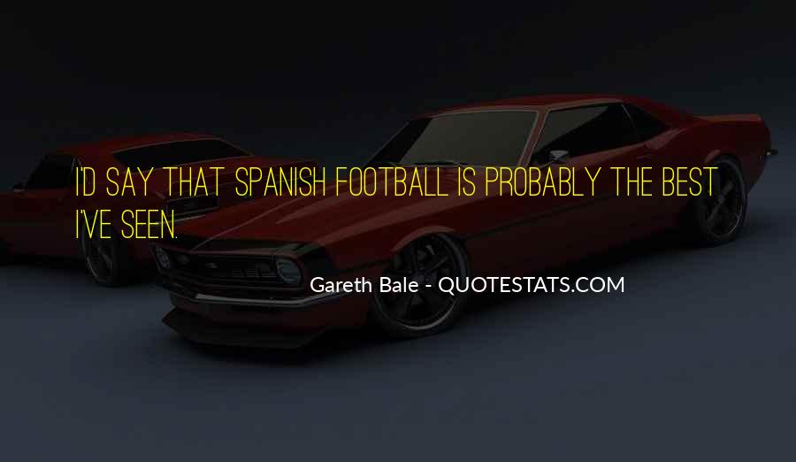 Best Football Quotes #189026