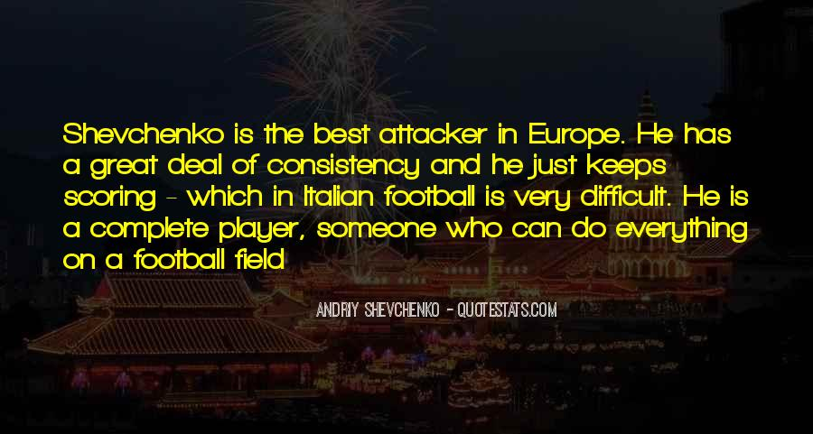 Best Football Quotes #267370