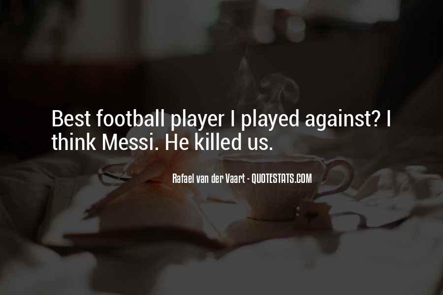 Best Football Quotes #305683