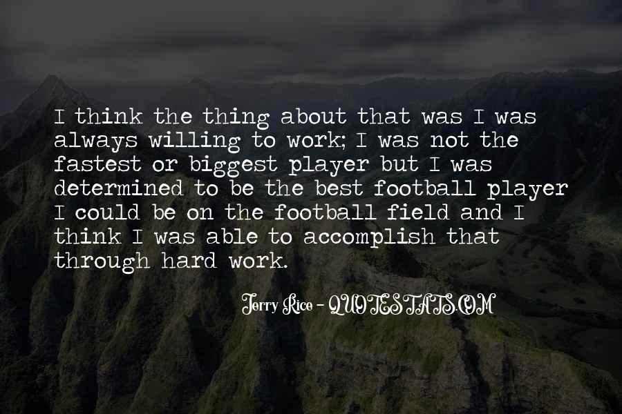 Best Football Quotes #341765