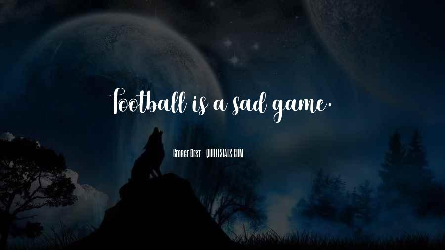 Best Football Quotes #397359