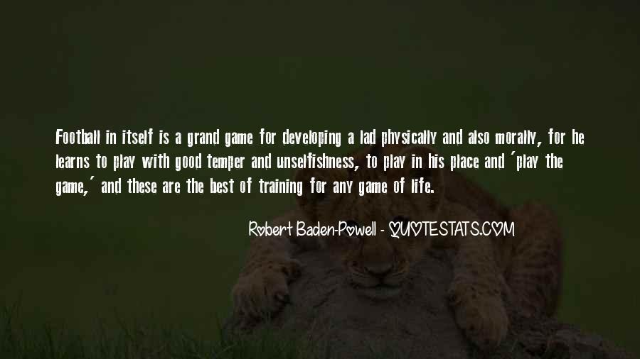 Best Football Quotes #451293