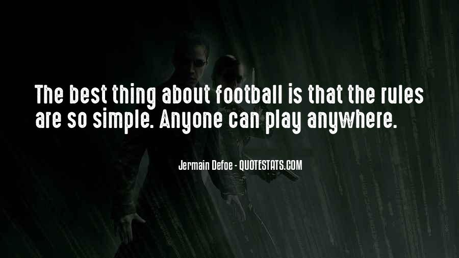 Best Football Quotes #468931