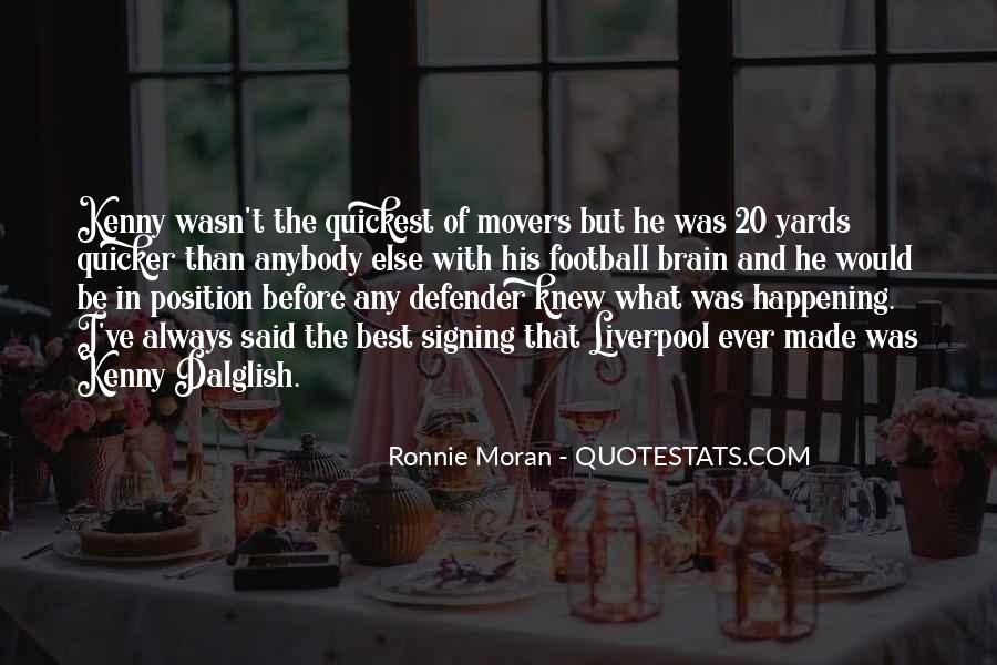 Best Football Quotes #511895