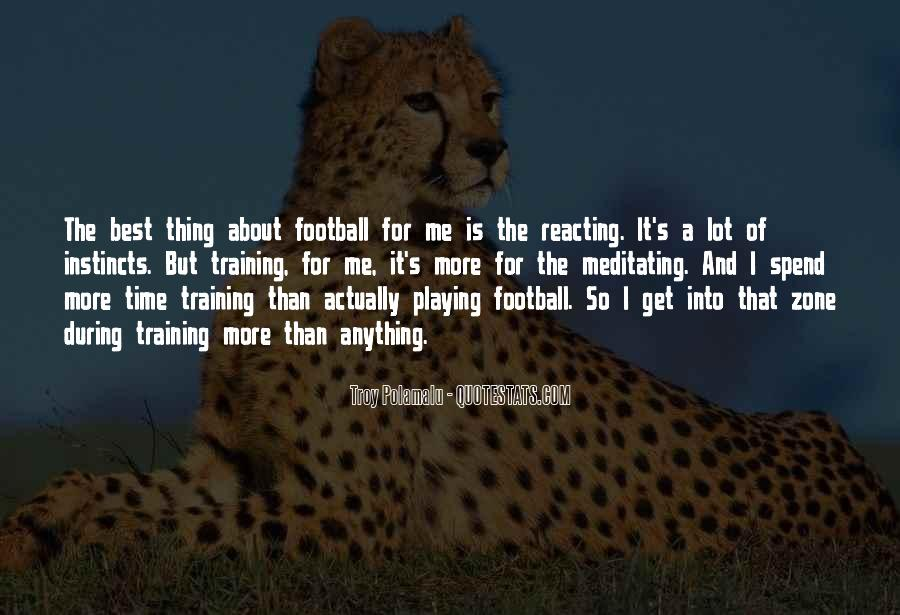 Best Football Quotes #753869