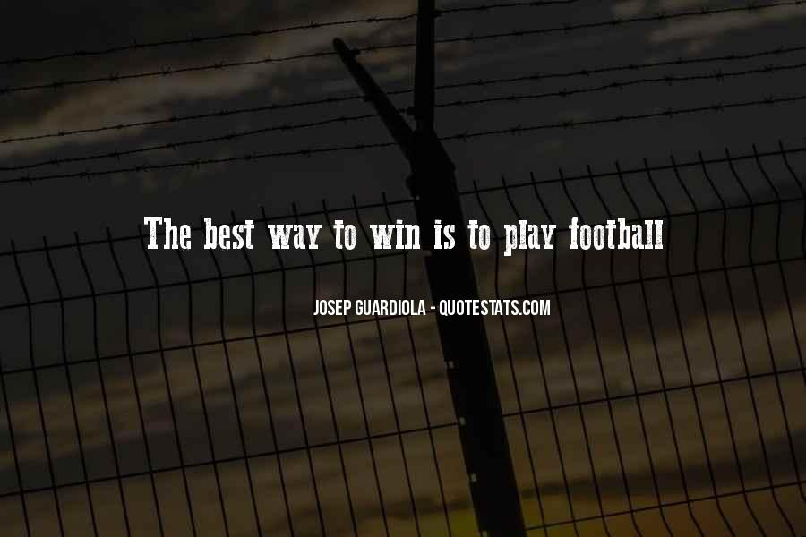 Best Football Quotes #898845