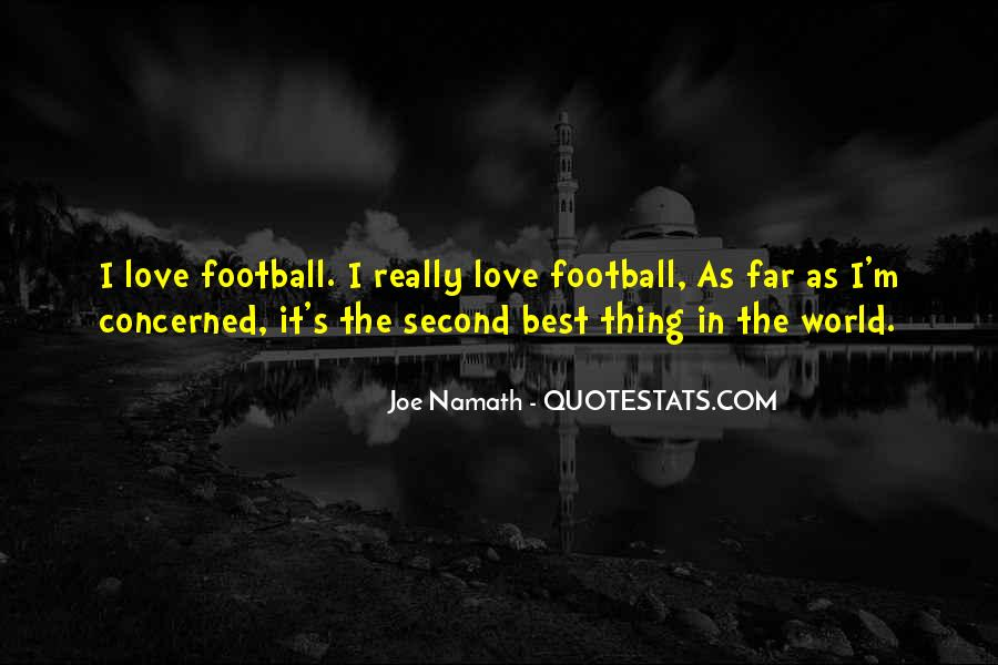 Best Football Quotes #966216
