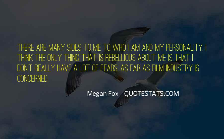 Quotes About Many Sides #1039903
