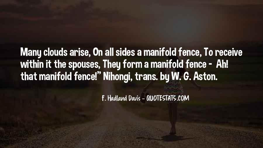 Quotes About Many Sides #193840