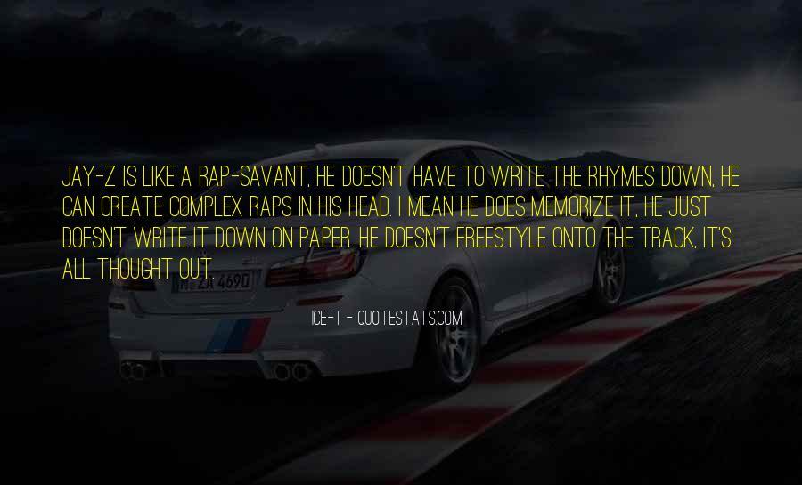 Best Freestyle Rap Quotes #1490810