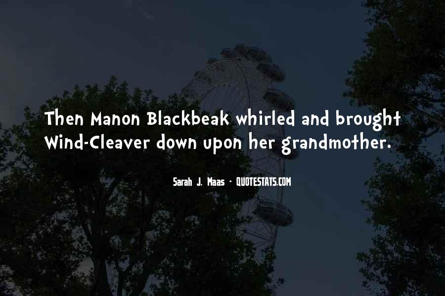 Quotes About Manon #1041867